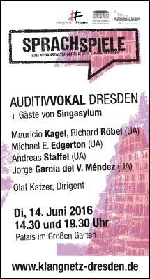 Du, Deiner, Dich, Dir - AuditivVokal Dresden